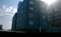 Restauración fachada Edif. Burnett
